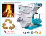Fresadora de la pelotilla de la biomasa de la paja del algodón de la capacidad grande