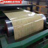 PPGI Pre-Painted bobine en acier galvanisé pour tôle de toit