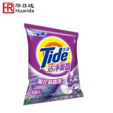 Выполненный на заказ пластичный разбивочный мешок порошка запитка уплотнения с цветастым печатание