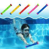 ダイビングの棒のプールのダイビングのリングのゲームのおもちゃの水泳は演劇5PCSをからかう