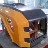 Le parti del ODM Cfrp dell'OEM che riparano tramite mano Pongono-in su l'ente trattato dell'automobile del carbonio FRP