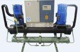 Fonte de água de recuperação de calor com unidades de bomba de calor