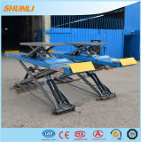 4500kg European Country Type Double Scissor Car Lift