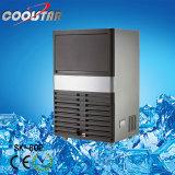 Малые Ice Cube Maker/26кг Water-Flowing режим автоматического Ice Cube в процессе принятия решений машины (СК-60P)
