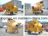 Chine Cheap 600L Diesel Bétonnière
