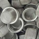 ステンレス鋼の煙る管の網フィルターまたはフィルタ・ガーゼまたは管スクリーンフィルター網