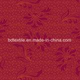 La impresión de telas de tejido de poliéster colchón