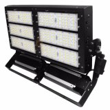 150lm/w exterior IP65 LED 600W Reflector Meanwell industriales con conductor