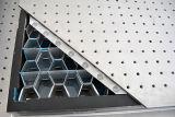 Pot Lab Isolation des vibrations passives Honeycomb Core Damping Anti Optical Worktable