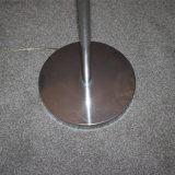 水晶ハングを用いる中国の製造者の金属の空の床ランプ