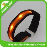 Brassard de clignotant fonctionnant de sport de la ceinture LED de bras