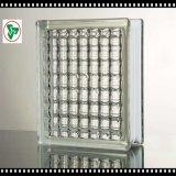 Fornecedor de vidro do tijolo do Obstruir-Vidro da cor de China com ISO9001&Ce