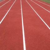 Signo de pintura de marcador de línea de la máquina de marcado para la pista atlética sintética Playground/EPDM goma plástica de campo de deportes de carreras/pista de aterrizaje de la superficie del suelo
