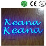 Signes acryliques de lettre de Frontlit lumineux par DEL pour extérieur
