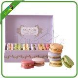 De aangepaste Dozen die van Macaron van de Truffel voor Cake inpakken