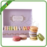 Trufa personalizados para embalaje cajas Macaron pastel