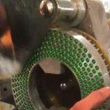 Push Button semi-automático de la máquina de llenado de la cápsula