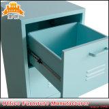 Fabricante da mobília de escritório 3 camadas de gabinete de armazenamento de aço do arquivo