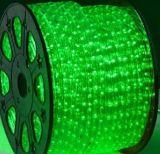 3 cables de luz de cuerda plana / iluminación decorativa / luz de cuerda de LED