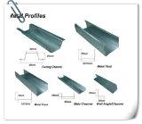 Trockenmauer-Stahlrahmen