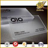 Strato rigido del PVC per la scheda di identificazione