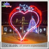 Lumière extérieure de voûte de motif de Noël DEL de rue commerciale d'Atificial