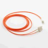 Cable óptico a dos caras con varios modos de funcionamiento de fibra LC-Sc