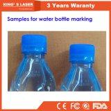 L'OEM codent la borne de laser d'inscription de machine d'impression pour des bouteilles d'eau