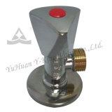 Forjado válvula de ángulo para el grifo de accesorios (YD-F5029)