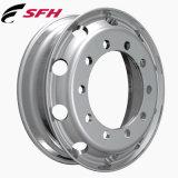 Tire 12r22.5 Forged Polish Aluminum Alloy Truck Wheel Rims 22.5X9.00を使って
