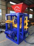 Стоимость оборудования для изготовления бетонных блоков4-26 Qt машина для формовки бетонных блоков Китая