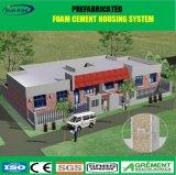 Casa prefabricada del taller de la estructura de acero/almacén de la estructura de acero