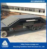 Ponticello prefabbricato della struttura d'acciaio di buoni prezzi 2017 dalla Cina