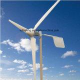 Piccolo generatore di turbina orizzontale del vento di asse