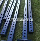 Upright Tube 75*75*3mm /2700mm Length Crossfit Rig