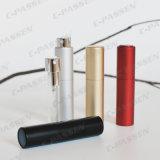 botella de aluminio del aerosol del atomizador del perfume de la torcedura 15ml (PPC-AT-1717)