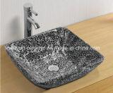 Figura di ceramica del quadrato del bacino della stanza da bagno del bacino di colore (MG-0043)