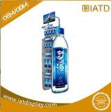 Estante de la botella de agua de Metel para el uso del dispensador