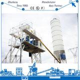Завод фикчированной конкретной смешанной станции Hzs25 хоппера подъема конкурентоспособной цены конкретный смешивая на сбывании