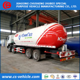 판매를 위한 Sinotruck HOWO 8X4 15t-18t LPG 유조 트럭 35000L LPG Bobtail