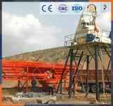 25m3 / H Ligne de production automatique de béton Mélangeur de ciment en béton