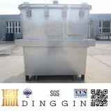 1500L Tanque de IBCS de Aço Inoxidável