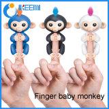 Fisch-interaktives Baby Monkeys intelligenten bunten Finger-Fallhammer