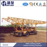 Máquina Drilling grande de poço de água do diâmetro (S600)