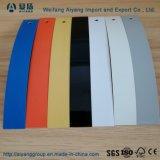 SGSの証明書家具のための不安なシャキッとした3D PVC端バンディング