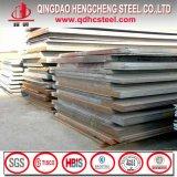 Высокопрочная износоустойчивая стальная плита Nm450