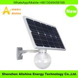 Le jardin solaire élevé du lumen 9With12With18W DEL cumulent deux emplois avec l'éclairage routier
