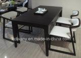 Новая самомоднейшая белая кожа обедая стул (C-56)