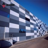 Ideabond Factory Direct Selling Metal Aluminum Exterior barrier panel