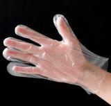 Пластиковые одноразовые перчатки продовольствия HDPE